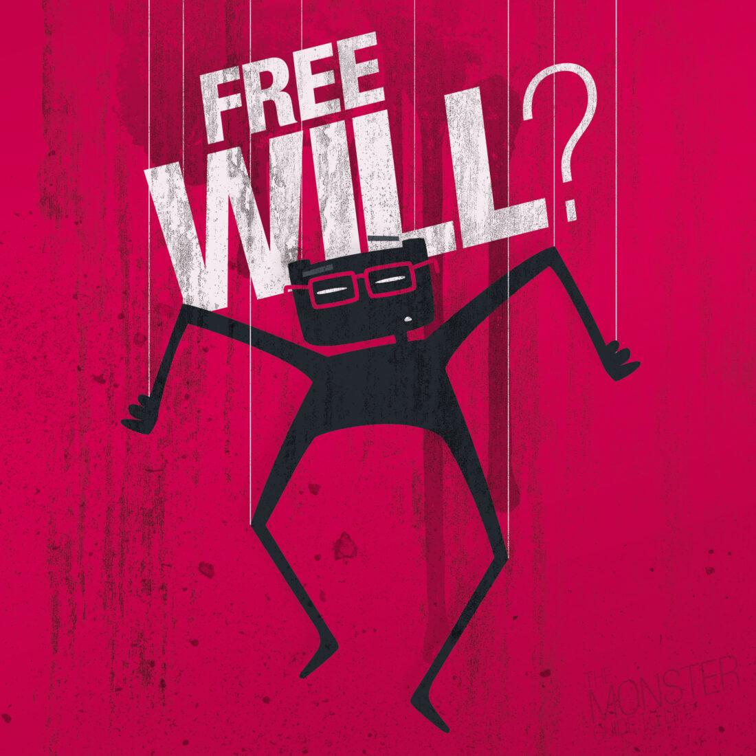Free-will illustration