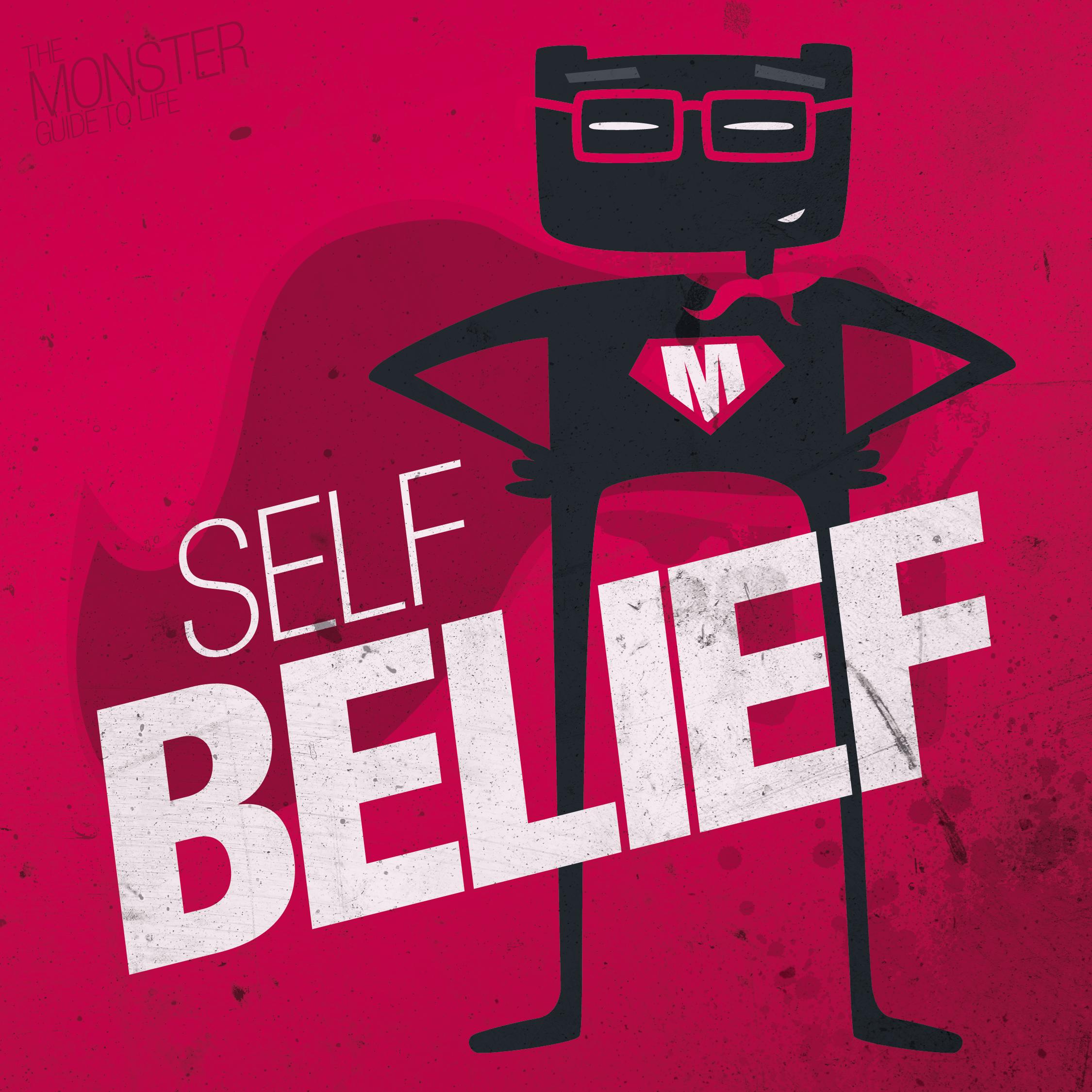 Self-Belief Illustration