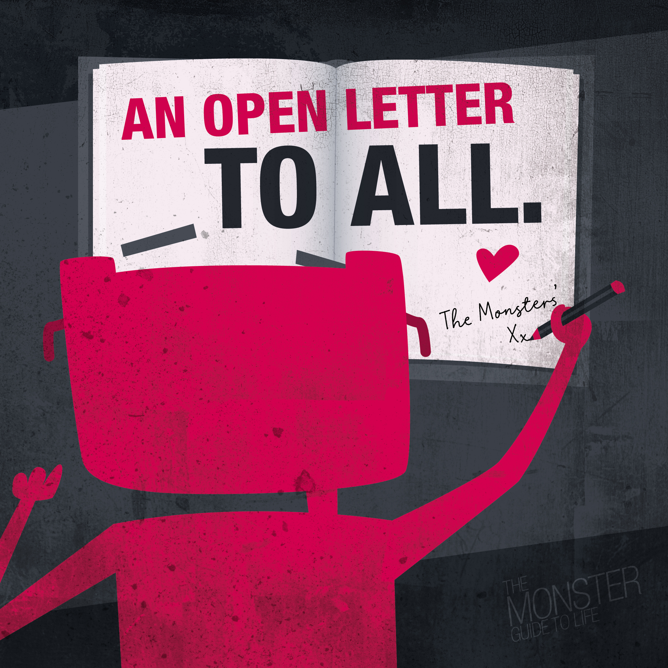 An open letter to all