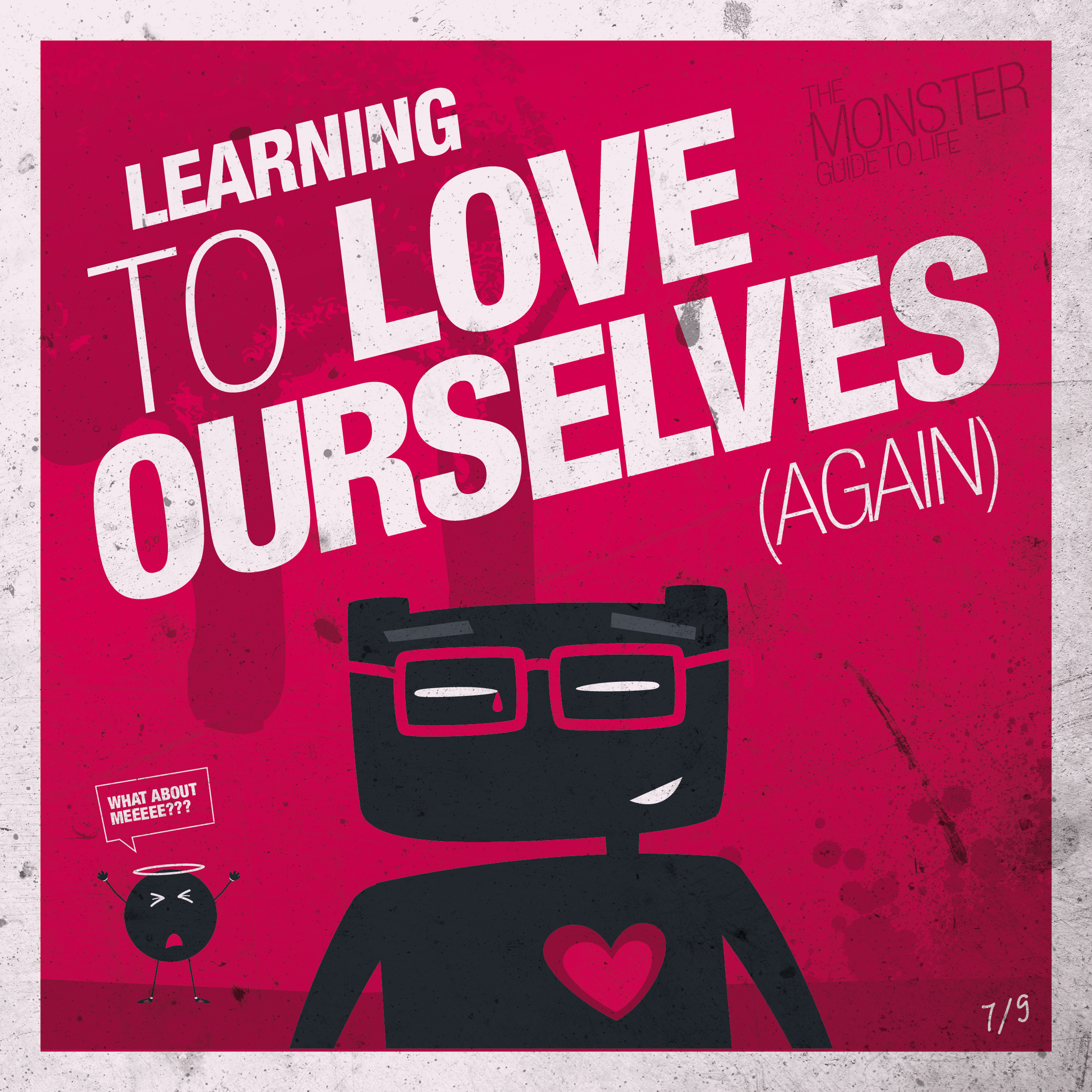 Learning to love ourselves (again)